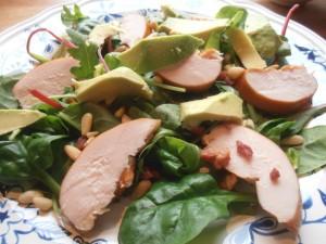 P5180027a 300x225 Hanneke Eerden Smoked Chicken Salad