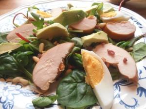 P5180031a 300x225 Hanneke Eerden Smoked Chicken Salad